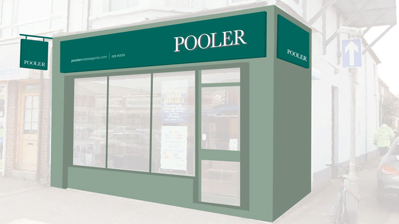 Pooler Office Front